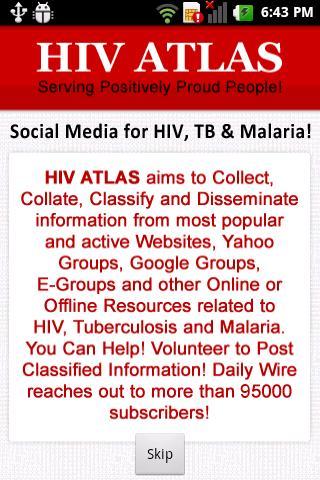 HIV ATLAS