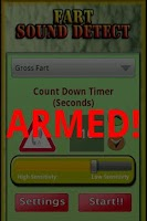 Screenshot of Fart Prank Machine By SL