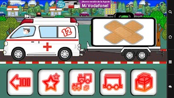 Screenshot of Baby Ambulance