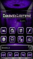 Screenshot of Chromed Lightning Multi Purple