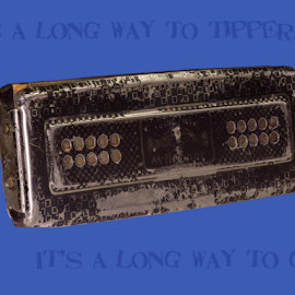 Dad's harmonica by Radijsje VC - Novices Only Objects & Still Life ( focus stacking, tipperary, harmonica )