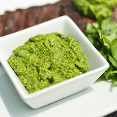 Sauced: Cilantro Pesto