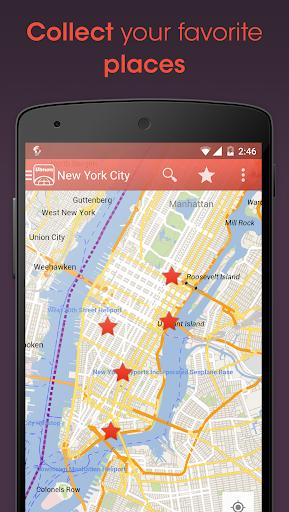 City Maps 2Go Offline Maps - screenshot