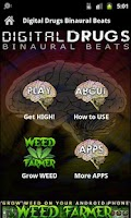 Screenshot of Digital Drugs & Binaural Beats