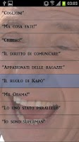 Screenshot of Berlusconi Phrases