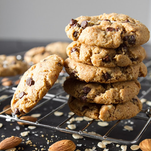 Gluten Free Peanut Butter Chocolate Chip Cookies Rezept | Yummly