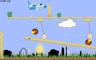Screenshot of Sky Runner Free