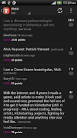 Screenshot of Reddit ET