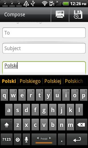 Polish LP for GK