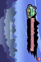 Screenshot of Mountain Running