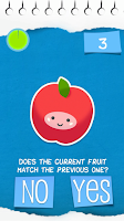 Screenshot of Dizzy Fruit