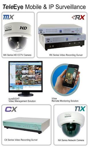 TeleEye iView HD for Tablet