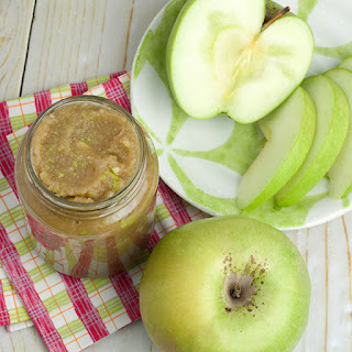 Instant Raw Applesauce