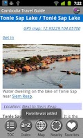 Screenshot of Cambodia - FREE Travel Guide