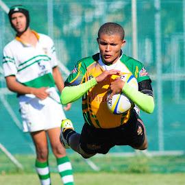 by Riaan van Rensburg - Sports & Fitness Rugby