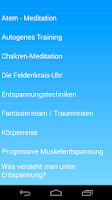 Screenshot of Fantasiereisen mit Autogenem T