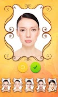 Screenshot of Virtual Makeup Makeover Lite