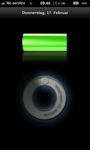 Rotate Screen Unlock