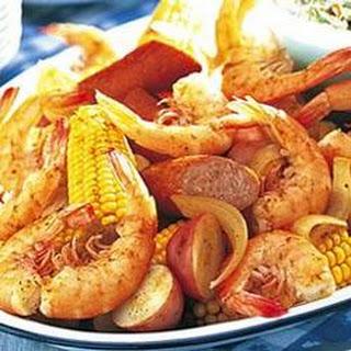 ... shrimp corn a shrimp boil is a one pot corn and new potatoes shrimp