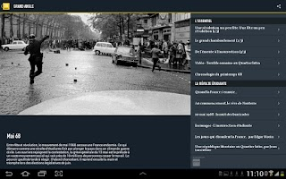 Screenshot of M Archives (Non supportée)