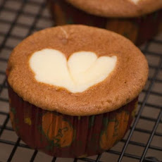 Pumpkin Cream Cupcakes