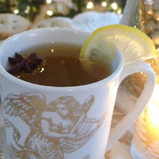 Hot Spiced Cider Tea