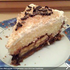 Chocolate - Coconut - Banana - Cream Pie