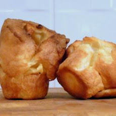 Award winning Yorkshire pudding