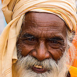 Jogi Thakur by Rakesh Syal - People Portraits of Men (  )