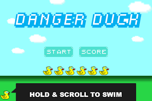 Screenshot of Super Danger Duck