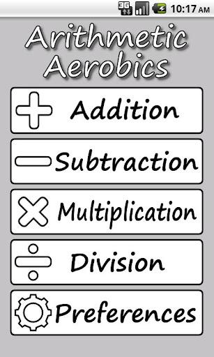 Arithmetic Aerobics