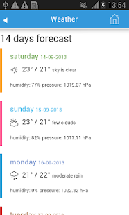Cape Town Guide Hotels Weather - screenshot