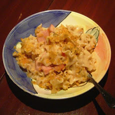 Ham and Cheddar Casserole