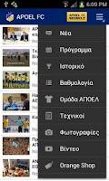 Screenshot of APOEL FC