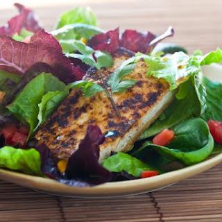 Tofu Salad Miso Dressing Recipes