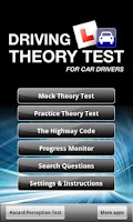 Screenshot of Theory Test UK Free 2015 (CAR)