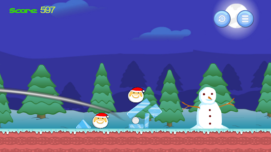 Foolz: Snowball Christmas - screenshot