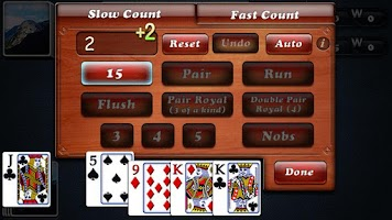 Screenshot of Aces Cribbage