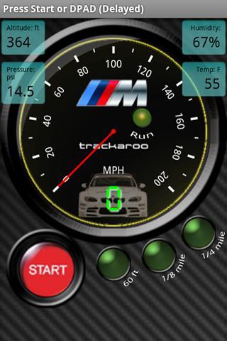 BMW M Speedo Dynomaster Layout