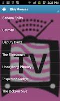 Screenshot of TV Theme Songs: US comedy&kids
