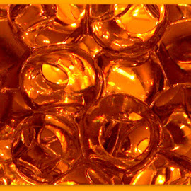 Amber by Wendy Thorson - Abstract Macro
