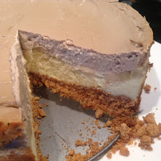 Banoffee Protein Cheesecake
