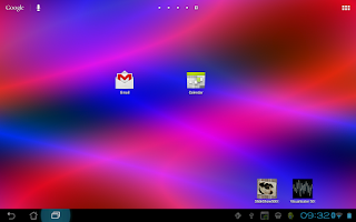 Screenshot of Plasma Pro 5000 Live Wallpaper