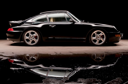 1997 – Porsche 933 911