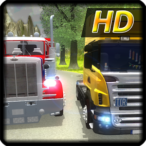 Cover art Truck Racing HD