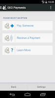 Screenshot of RMB Private Bank App