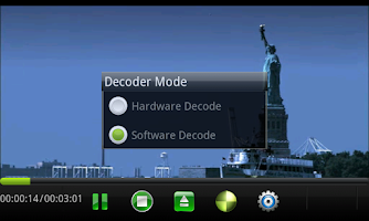 Screenshot of AirPlay/DLNA Receiver (LITE)