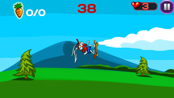 Screenshot of Skater Rabbit