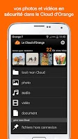 Screenshot of Le Cloud d'Orange