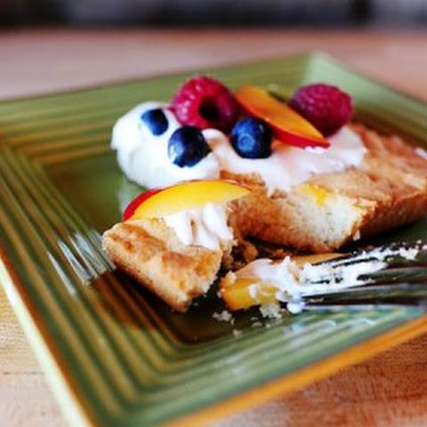 Deep Dish Fruit Pizza Recipe — Dishmaps